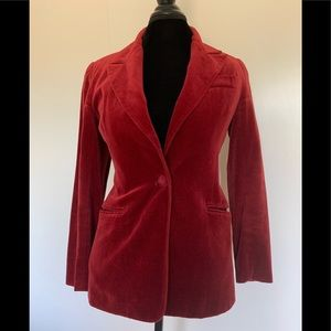 Velvet Express jacket size 1/2